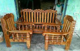 Emejing Wooden Sofa Set Models With Price Pictures Cajuncrawfish - Teak wood sofa sets