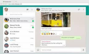 Whatsapp Web Whatsapp Web Now Supports Document Technology News