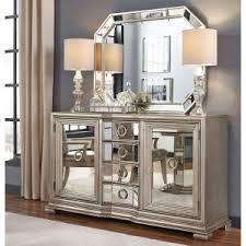 silver u0026 mirrored buffets and sideboards hayneedle