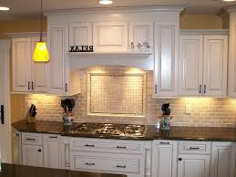 pictures of kitchens with white cabinets and light granite