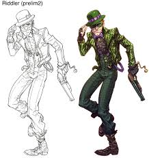 mr freeze coloring pages image riddler v2 all jpg batman wiki fandom powered by wikia