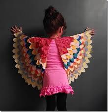 bird halloween costumes free patterns