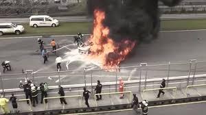 lamborghini gallardo u0027s brutal and fatal crash on the race track