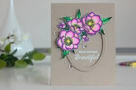 prismacolor pencils crafty pill flowers colored with prismacolor pencils