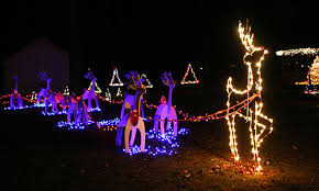 Heritage Park Christmas Lights Heritage Holidays At Wolcott Mill Historic Center In Ray Township