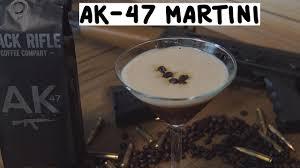 martini coffee ak 47 espresso martini tipsy bartender youtube