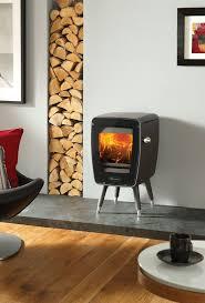 retro fireplace binhminh decoration