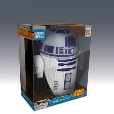 shop shustar wars r2d2 robot led bedside bedroom 3d