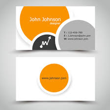 template business card cdr free business card coreldraw cdr template free vector download