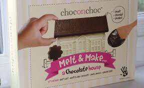 Chocolate Wine Review Melt U0026 Make Chocolate House Kit From What2buy4kids Review Whinge