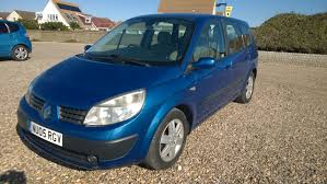 renault mpv 2005 renault grand scenic 1 9 dci south coast motor dealers