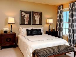 Dreamy Bedroom Window Treatment Ideas HGTV - Bedroom curtain ideas