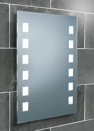 qs supplies bathroom mirrors with backlit lights