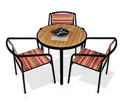 allux dining stackable side chair garden chairs from mamagreen