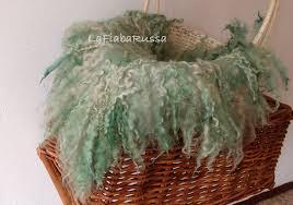 newborn props green curly flokati newborn rug for newborn props flat curly felt