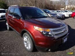 Ford Explorer Xlt 2015 - 2015 bronze fire ford explorer xlt 4wd 100382226 gtcarlot com