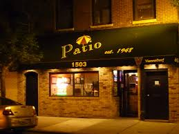 The Patio Orland Park Menu by What U0027s Your Beef The Patio