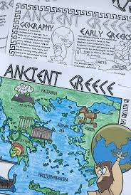 Greece On A Map 403 Best History Gal Images On Pinterest High High