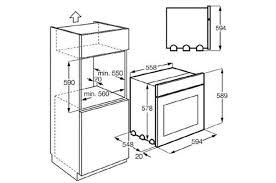 Comment Installer Un Four Encastrable by Comment Choisir Son Four Encastrable Frdesignweb Co