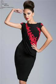 party dresses black and red boutique prom dresses