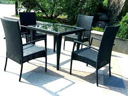 pleasant bay patio table replacement glass outdoor winston patio