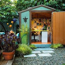 Backyard Cottage Ideas by Backyard Shed Office You Would Love To Go To Work Amazing Diy