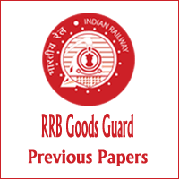 exam pattern of goods guard download rrb goods guard previous papers indianrailways gov in
