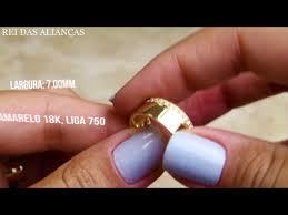 rei das aliancas alianças de casamento diamantes cód 059 rei das alianças
