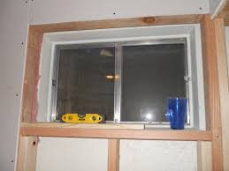 enjoyable framing basement windows how to frame in a window
