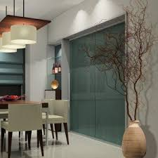 casual small dining room with extravagant ceiling lamp and candle