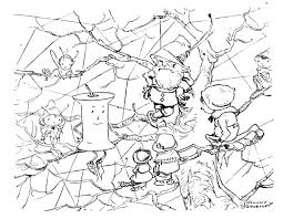 princess pea coloring pages kids coloring