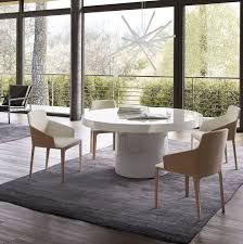 berkeley 63 modern dining table modloft
