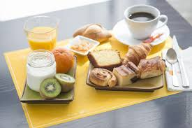 aubade cuisine breakfast included