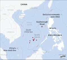 South China Sea Map by South China Sea Tensions Surge After Taiwan Deploys Frigate China