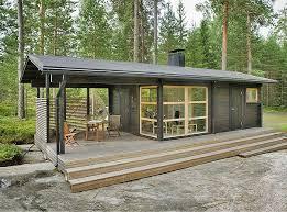 modern prefab cabin sunhouse modern prefab homes designer kalle oikkari architect