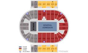 Ticketmaster Floor Plan Pensacola Bay Center Pensacola Tickets Schedule Seating