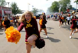 State Fair Map Mn umn cheerleaders at the fair discover umn at the minnesota state