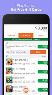 free gift cards app appnana free gift cards android apps on play