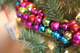 Easy Diy Christmas Tree Garland Easy Diy Christmas Ornament Garland Moms Without Answers