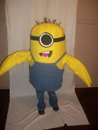 Minion Halloween Costume Ideas Coolest Homemade Despicable Minion Costume Homemade Costumes