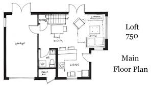 cottage floor plans with loft ranch house floor plans with loft homes zone