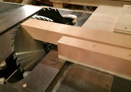 miter cuts on table saw make a jig for cutting miters and bevels