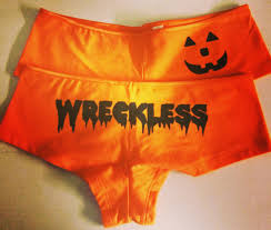 halloween wreckless apparel llc