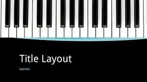music powerpoint templates download free u0026 premium templates