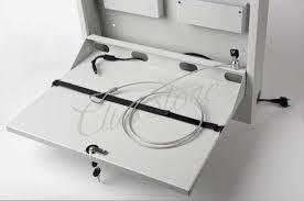 armadietti di sicurezza armadietto porta laptop da parete con chiave