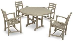 Sc Patio Furniture by Bay 5 Piece Dining Set