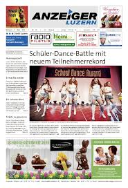 Esszimmer Restaurant Luzern Anzeiger Luzern 10 9 3 2016 By Anzeiger Luzern Issuu