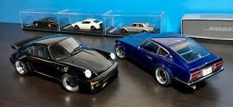 porsche blackbird these 1 18 scale autoart models not only make me giddy but make