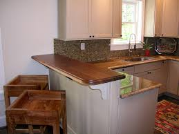 kitchen bar top ideas custom cherry wood kitchen bar top and square bar stools with golden