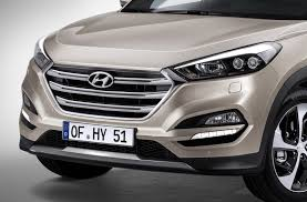 hyundai tucson 2016 hyundai details new 2016 tucson gets 7 speed dct and 5 engines